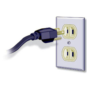 UNGROUNDED (2-PRONG) RECEPTACLES